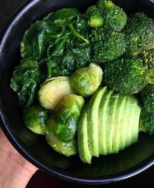 葉酸食べ物